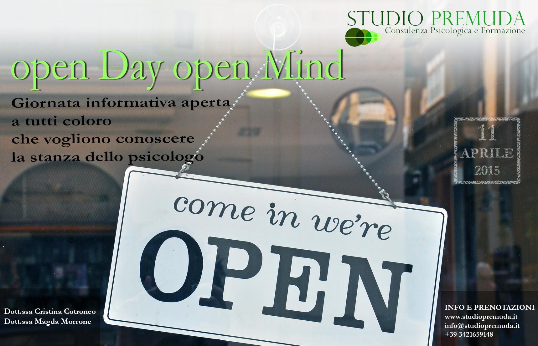 Open Day Open Mind